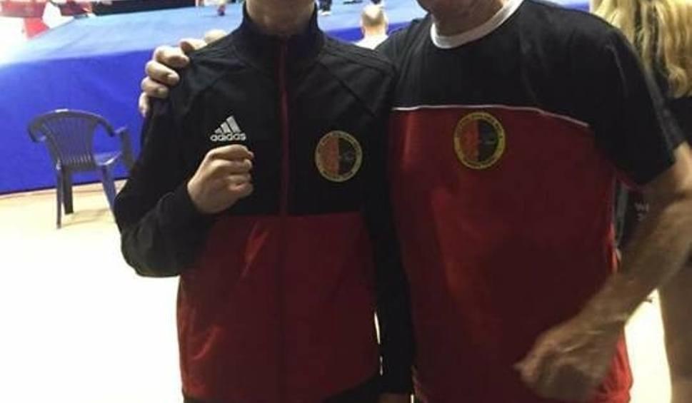 Film do artykułu: Utalentowany bokser ze Stalowej Woli w kadrze narodowej!