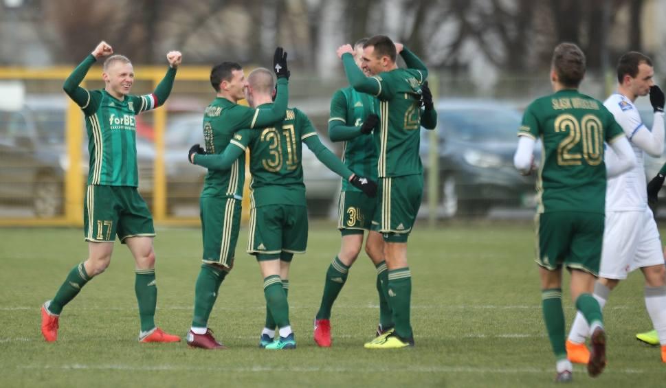 Film do artykułu: Śląsk Wrocław - Odra Opole 2:1 (1:0). Drugi sparing i drugie zwycięstwo WKS-u