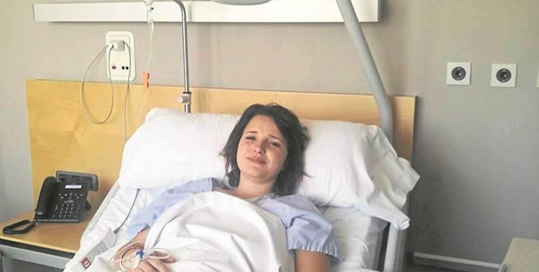 Aneta miała pielęgniarkę mówiącą po polsku. - Przeszłam też szybki kurs hiszpańskiego - uśmiecha się.