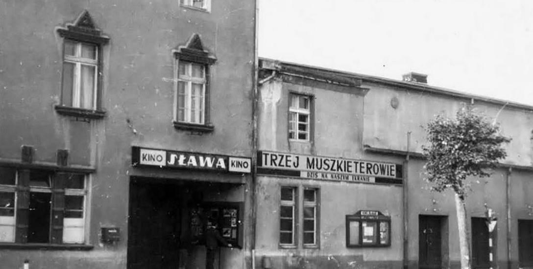 Miejsce spotkań dzieci i młodzieży. Historia kina Sława w Sławnie