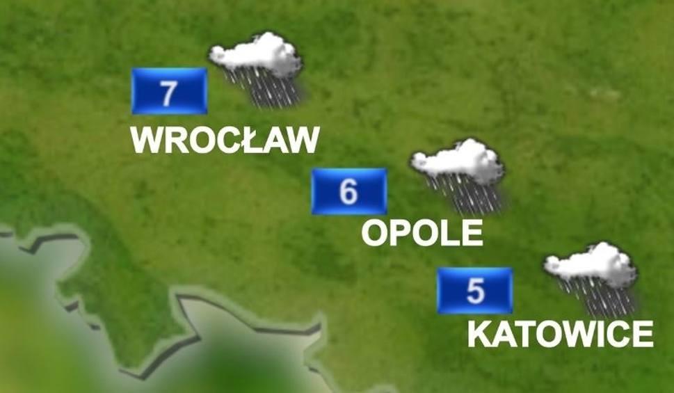 Film do artykułu: Prognoza pogody na 14 grudnia: czwartek z przelotnymi opadami, w nocy burze! WIDEO