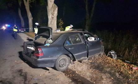 Do śmiertelnego wypadku w Nasutowie pod Białogardem doszło we wtorek wczesnym rankiem. Jak udało nam się ustalić na miejscu zdarzenia autem osobowym