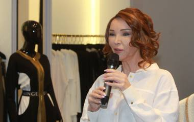 Ewa Minge zaprezentowała w Rzeszowie swoją najnowszą kolekcję [ZDJĘCIA]