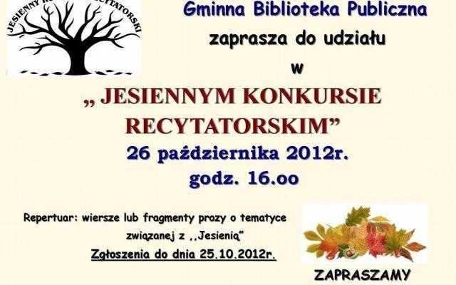 Wiersze O Jesieni Gazetalubuskapl