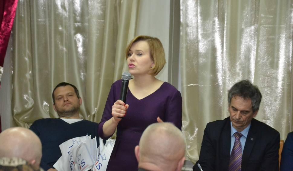 Film do artykułu: Posłanka Anna Krupka spotkała się z mieszkańcami powiatu kazimierskiego. Rozmawiała o Świętokrzyskiem i samorządzie