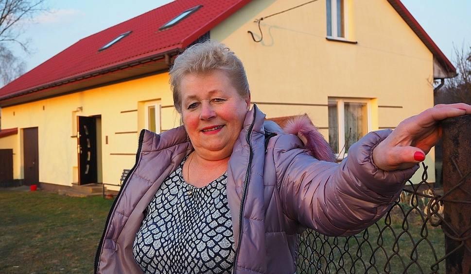 Film do artykułu: Zobacz, jak mieszka Halina z Pabianic zwyciężczyni Sanatorium Miłości? Dom Haliny z Sanatorium Miłości 3 ZOBACZ 8.05.2021