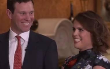 Kolejny ślub w brytyjskiej rodzinie królewskiej. Księżniczka Eugenia, wnuczka Elżbiety II, zaręczona