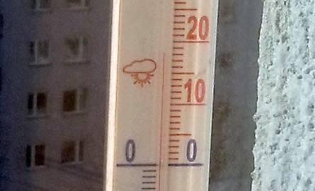 Dziś w Rzeszowie termometr wskazał + 18 st C. Czy to początek wiosny?