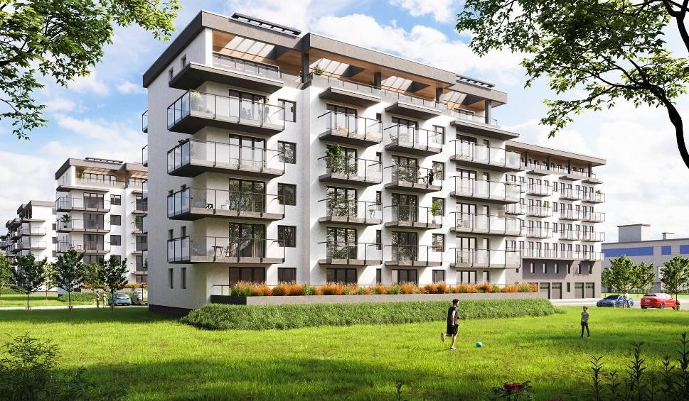 Film do artykułu: W Radomiu panuje niebywały boom w budownictwie mieszkaniowym