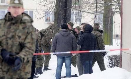 Akcja policji po napadzie gwałciciela w Krośnie Odrzańskim