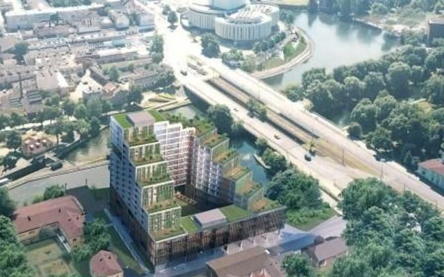 Z budynku Nordic Haven będzie widać panoramę Bydgoszczy
