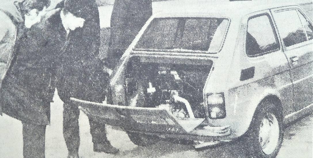 """Pierwsze """"maluchy"""" trafiły do Bydgoszczy w styczniu 1973 roku. W hali Astorii oglądały je prawdzowe tłumy"""