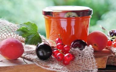 Z owoców można przygotować rewelacyjne przetwory.