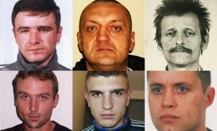 Gwałciciele poszukiwani przez policję: Uwaga, są bardzo niebezpieczni!
