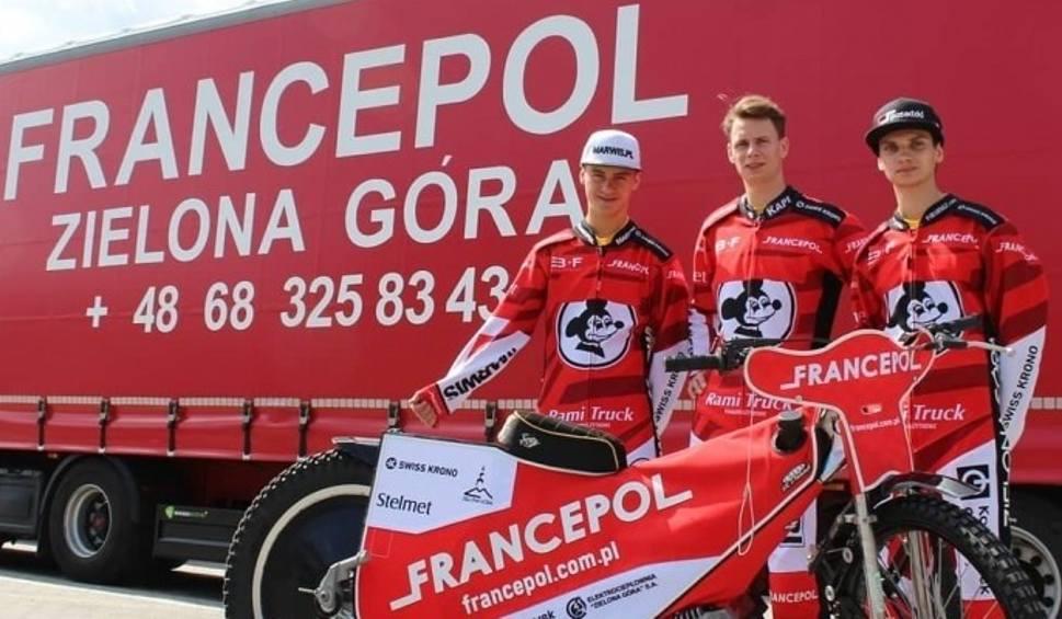 Film do artykułu: Francepol sponsorem juniorów Falubazu. Ta współpraca przynosi efekty