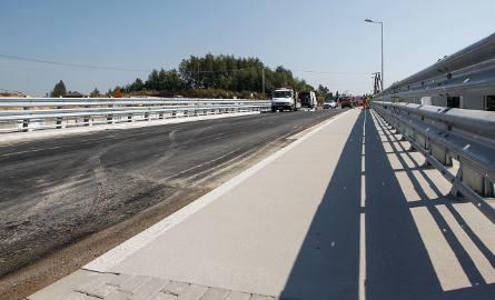 Wiadukt w rejonie Kielanówki to przejazd nad drogą szybkiego ruchu. Kierowcy pojadą tędy od strony ul. Staroniwskiej w Rzeszowie w rejon Zabierzowa i