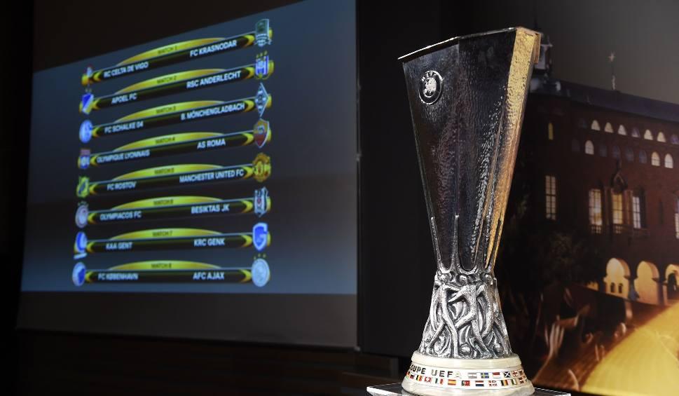 Film do artykułu: Wylosowano pary 1/8 finału Ligi Europy: Lyon kontra Roma największym hitem