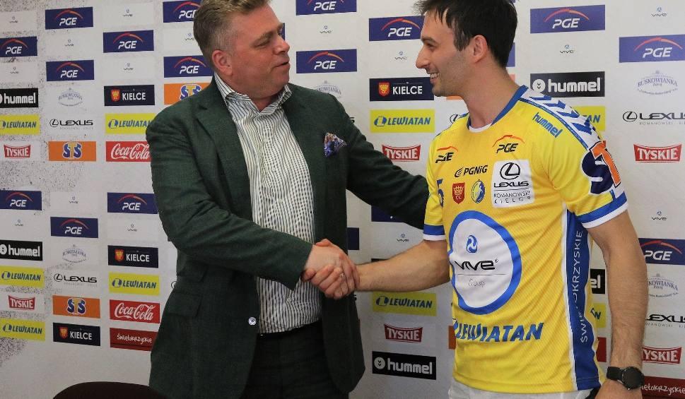 Film do artykułu: Nowy środkowy rozgrywający Igor Karacić w PGE VIVE Kielce przejmie numer po legendzie, Michale Jureckim