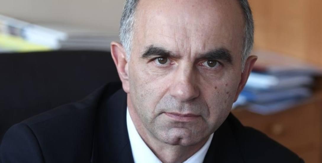 dr KRZYSZTOF KASZUBA, prezes Oddziału Wojewódzkiego Polskiego Towarzystwa Ekonomicznego (PTE) w Rzeszowie