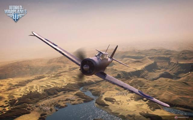 World of Warplanes: Czas na herbatę, czyli RAF już jest