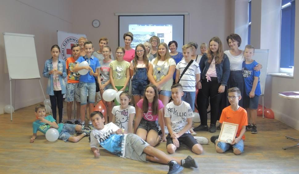 Film do artykułu: Młodzi mieszkańcy Ostrowca razem z rodzicami uczyli się o zgubnym wpływie alkoholu
