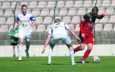 W poprzednim sezonie Wigry w wyjazdowym meczu przegrały 1:2 z GKS Tychy.
