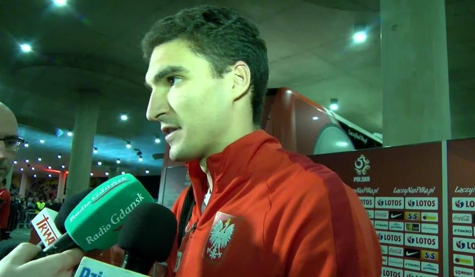 Film do artykułu: Marcin Kamiński po meczu z Czechami: Powinniśmy strzelić choć jedną bramkę