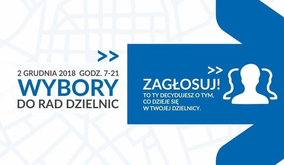 Film do artykułu: Kraków. Wybory do rad dzielnic już w najbliższą niedzielę 2 grudnia