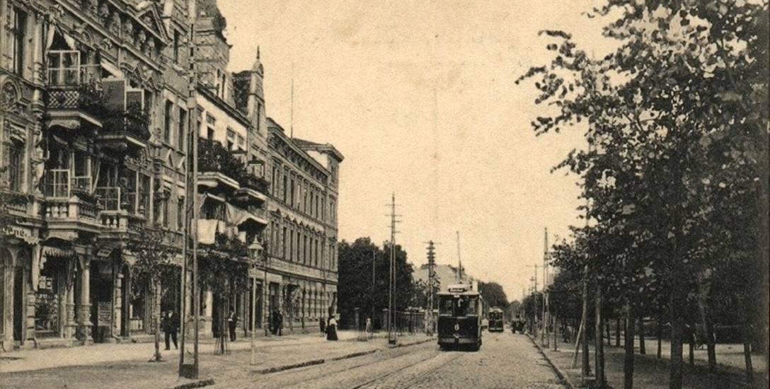 120 lat temu - 12 maja 1899 roku  - grudziądzkie tramwaje zaczęły jeździć na prąd.