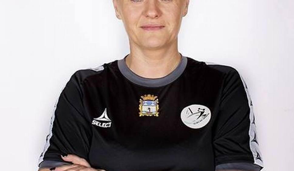 Film do artykułu: Monika Cholewa zadowolona z pierwszego sezonu w roli trenerki Sanu Jarosław. Nie wiadomo jednak, czy zostanie w klubie