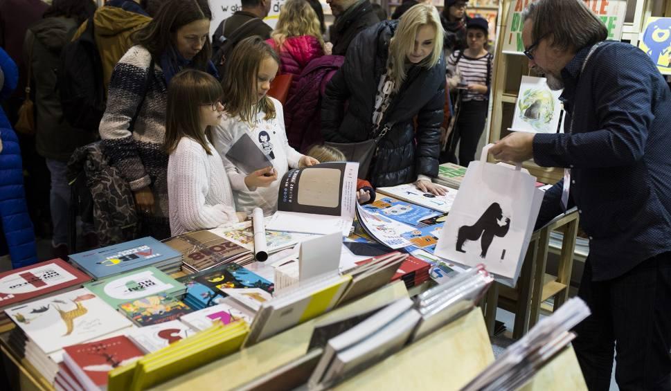 Film do artykułu: To koniec gehenny na Targach Książki? Organizator zapowiada zmiany