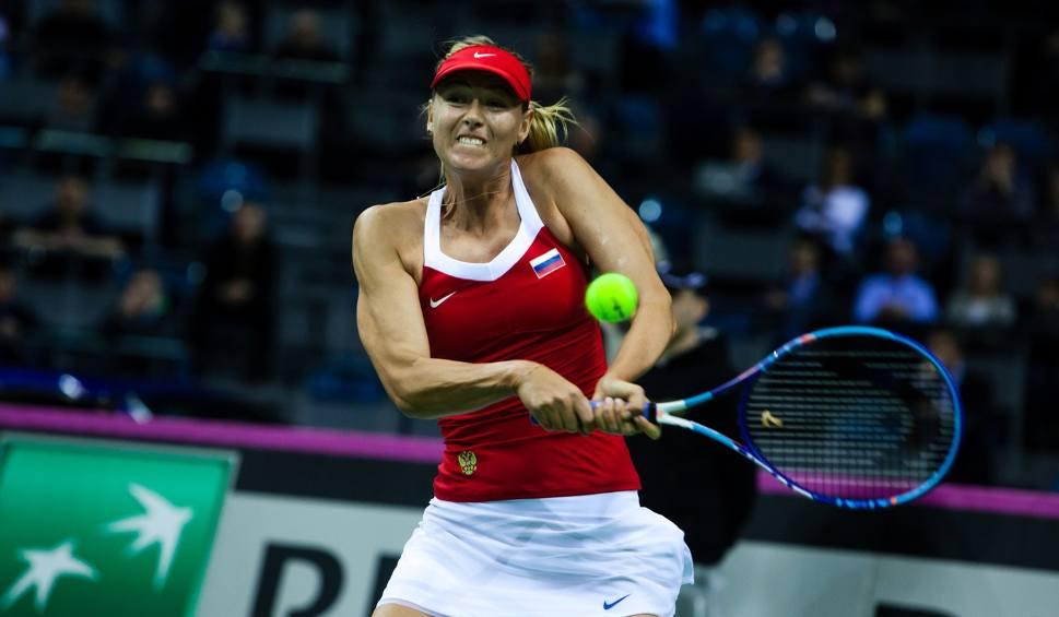 Film do artykułu: Maria Szarapowa przyłapana na dopingu. Brała meldonium