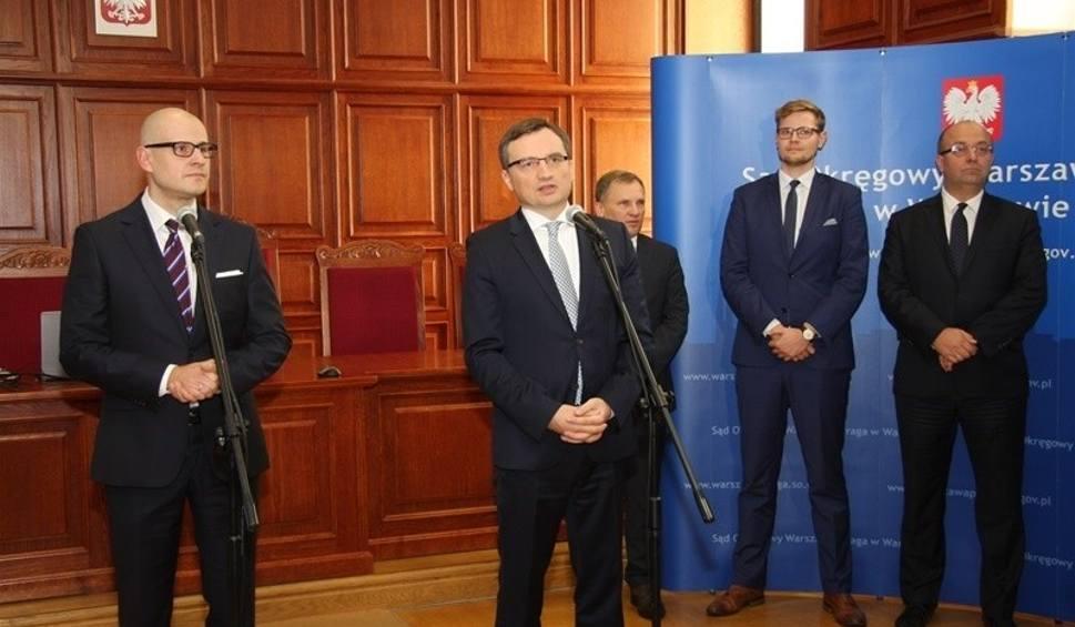 Film do artykułu: System Losowego Przydziału Spraw ruszy w 2018 r. W sądzie w Gliwicach już działa program pilotażowy