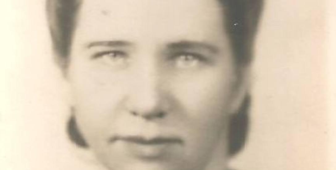 Adela Łagowska, mama pana Zbigniewa Kleszcza