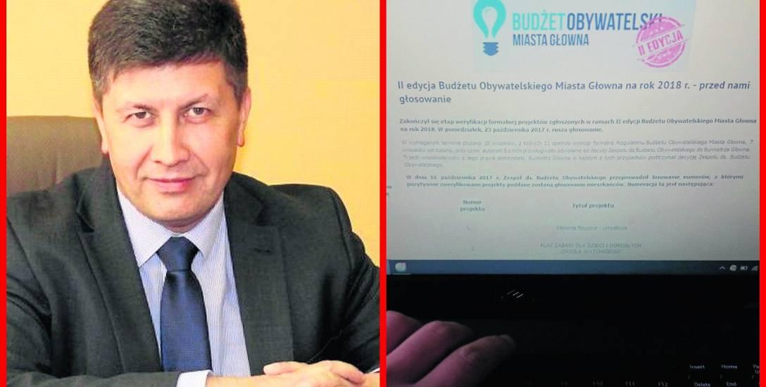 Studentka zagłosowała za 189 osób! Burmistrz Głowna zawiesił ogłoszenie wyników