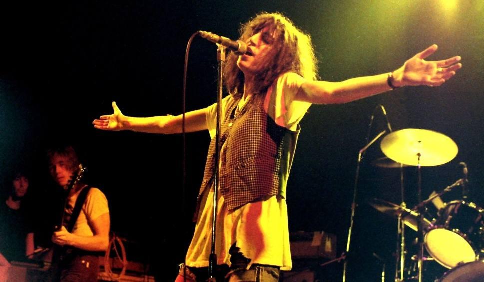 Film do artykułu: Patti Smith gwiazdą 11. Festiwalu Legend Rocka