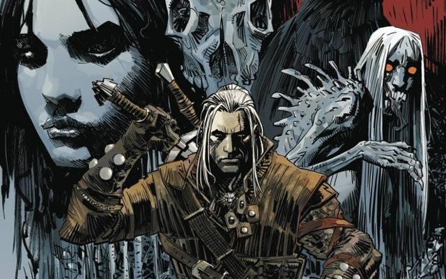 Wiedźmin 3: Dziki Gon. Pierwszy komiks w marcu