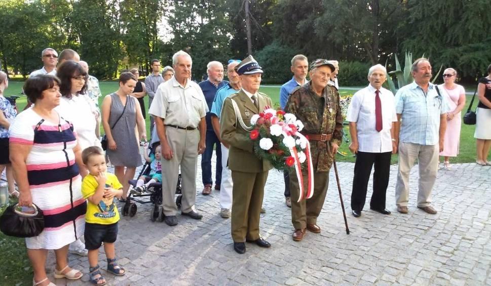 Film do artykułu: Przypomnieli o wymarszu ochotników z Dzikowa na Bitwę Warszawską