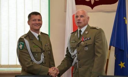 Nowy komendant w Nadbużańskim Oddziale Straży Granicznej