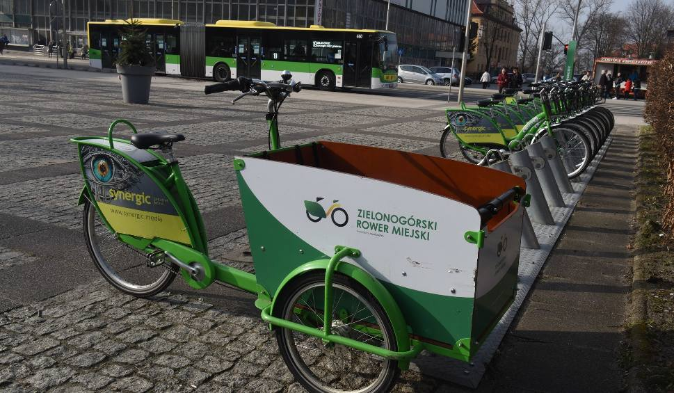 Film do artykułu: Zielona Góra. Firmę Nextbike przejmie niemiecka spółka. Czy to wpłynie na ceny wypożyczeń rowerów miejskich?