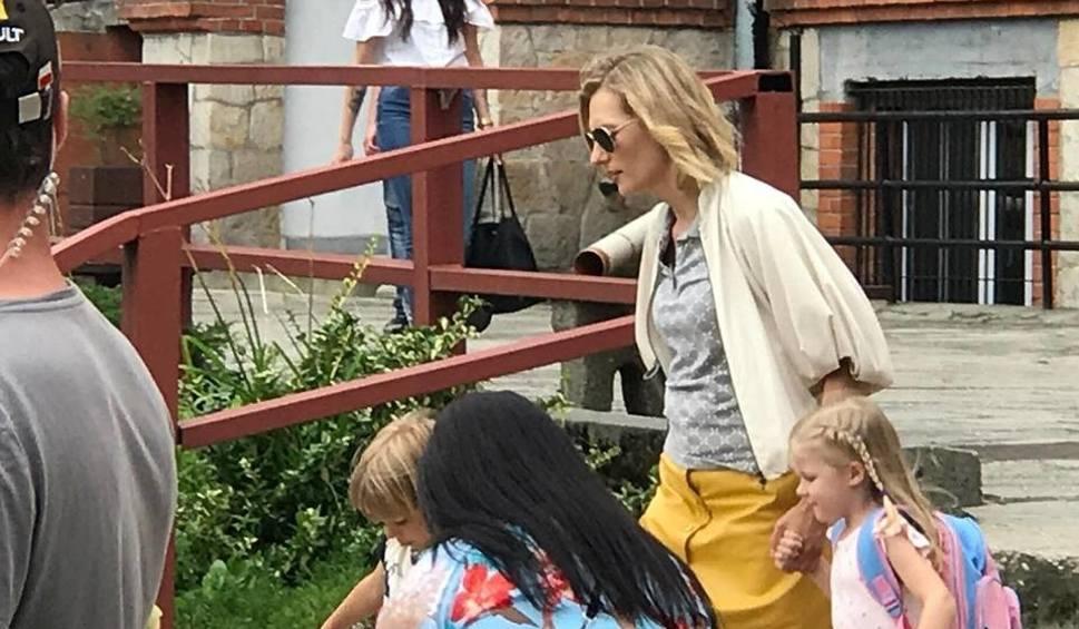 Film do artykułu: Serial Diagnoza TVN: W Rybniku kręcą sceny w Gimnazjum Nr 1 ZDJĘCIA Z PLANU
