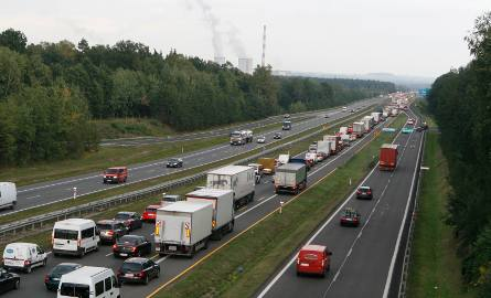 Poród na autostradzie A4 w Mysłowicach. Na świat przyszła Ala, dziewczynka czuje się dobrze