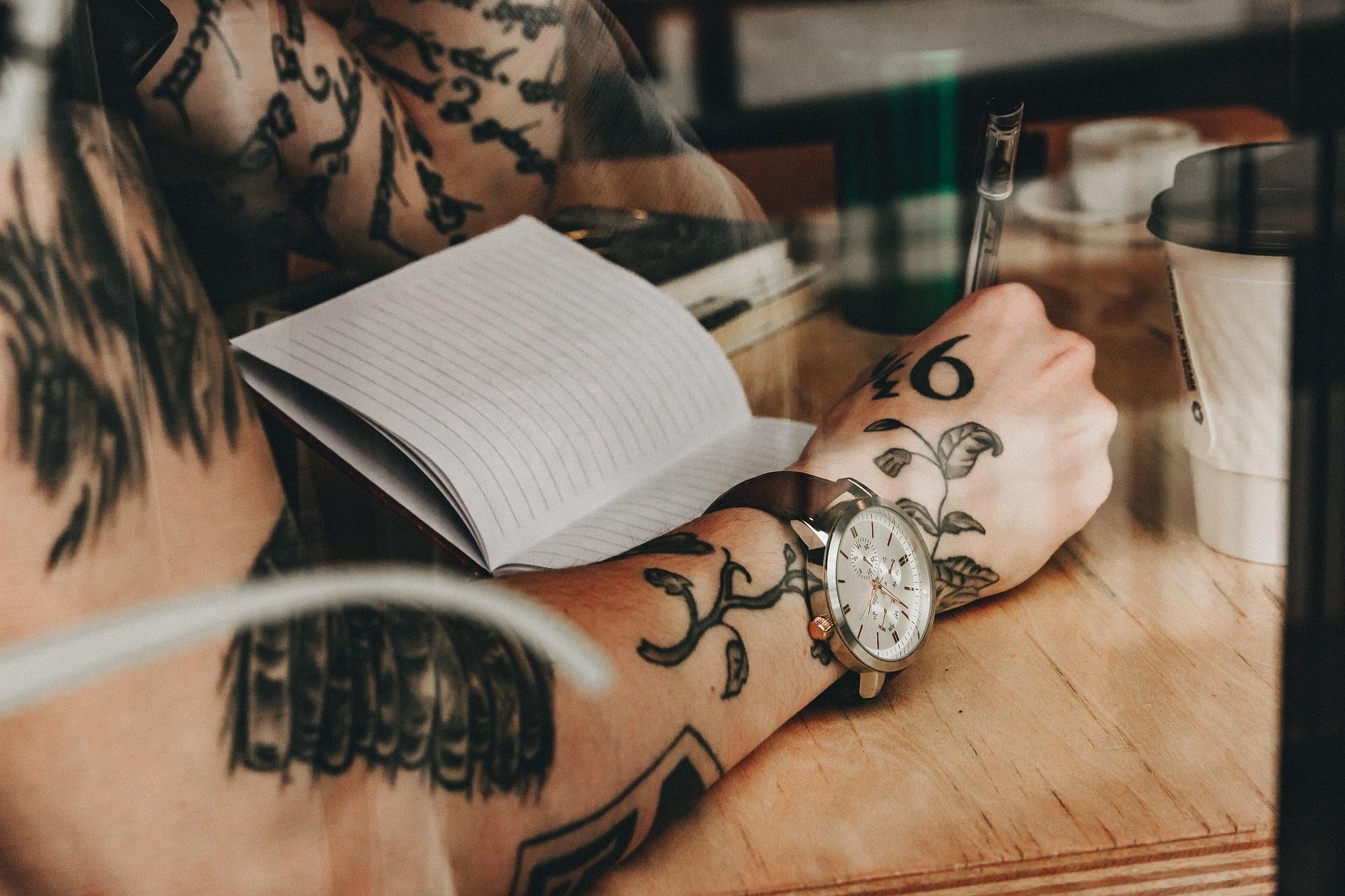 Tatuaż Na Nadgarstku Ceny Wzory Napis Czy Tatuaż Na Nadgarstku