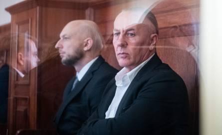 Marek Ferstermann, ps. Western oraz Marek Bielawiec (zgadzają się na podanie danych) nie przyznają się do zbrojnego przejęcia dyskoteki. Ich zdaniem
