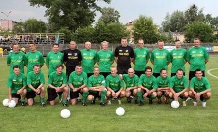 Latem 2007 roku byli piłkarze Siarki Tarnobrzeg uświetnili jubileusz 50-lecia klubu. OId tamtej chwili minęło już 10 lat.