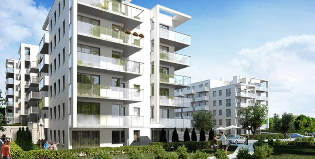 Deweloperzy oferują coraz większe balkony przy małych M