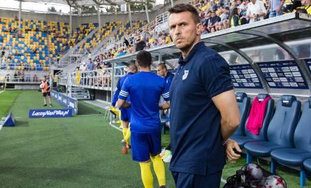 Leszek Ojrzyński, trener Arki Gdynia: Pogoń Szczecin to bardzo niewygodna drużyna