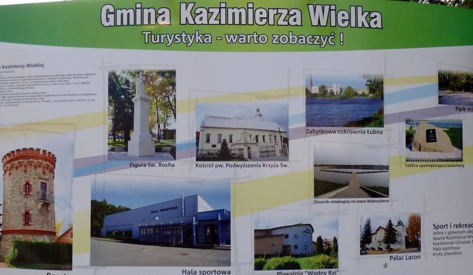 Film do artykułu: Kazimierza Wielka - w unii ze Skarżyskiem-Kamienną. Jest porozumienie