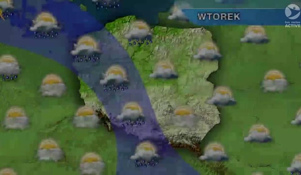 Film do artykułu: Burzowy wtorek, może padać grad