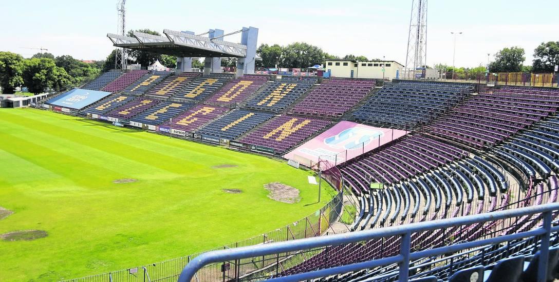 My przecież budujemy cały kompleks sportowy w Szczecinie a nie tylko stadion miejski